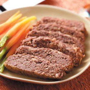 Apple Meat Loaf
