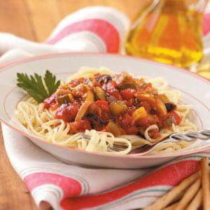 Vegetarian Pasta Sauce