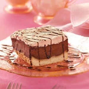 Malted Chocolate Cheesecake