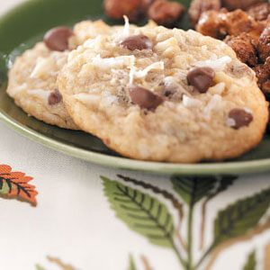 Coconut Crunch Cookies