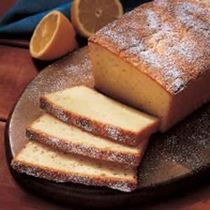 Great-Grandma's Lemon Cake