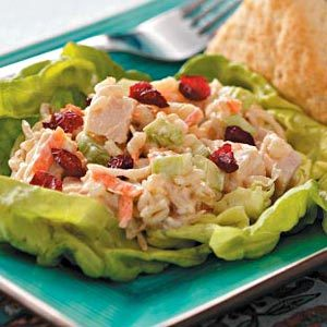 Turkey Luncheon Salad