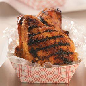 Teriyaki Grilled Chicken