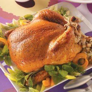 Chicken with Fennel Stuffing