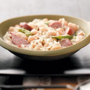 Sausage & Rice Stew