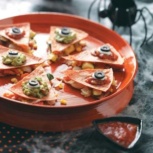 Roasted Vegetable Quesadillas