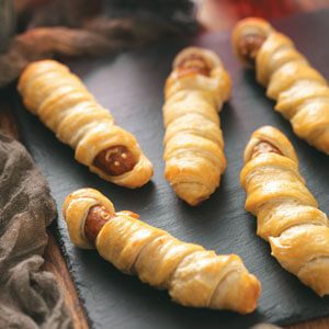 Puffy Sausage Mummies