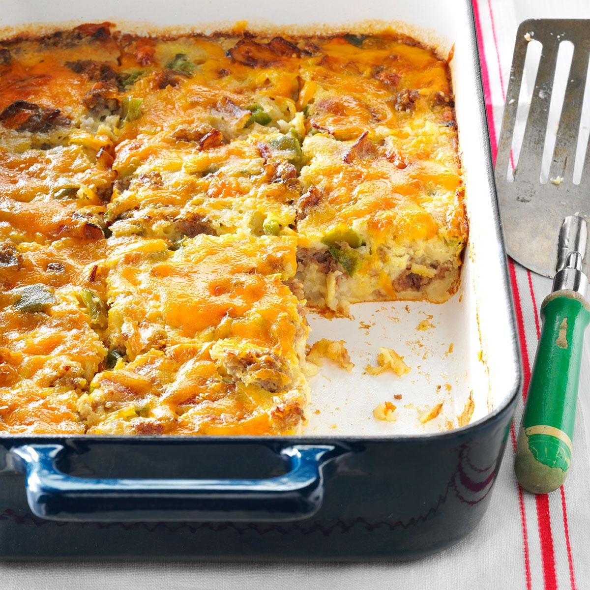 Holiday Brunch Casserole Recipe | Taste of Home