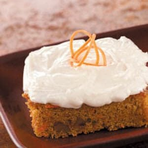 Wonderful Carrot Cake