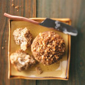Wheat Germ Streusel Banana Muffins
