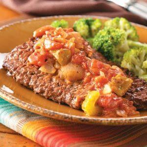 Creole Steaks