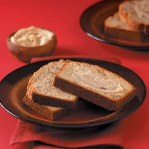 Spice Bread with Maple Butter