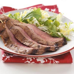 Savory Marinated Flank Steak