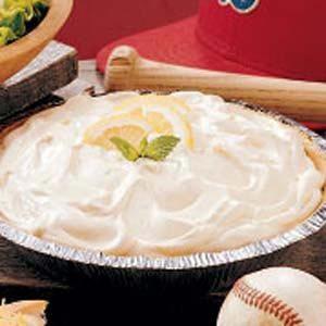Lemonade Pie