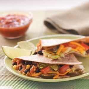Zesty Light Tacos