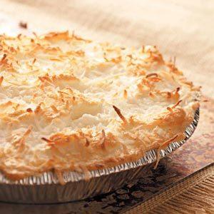 Makeover Coconut Cream Pie