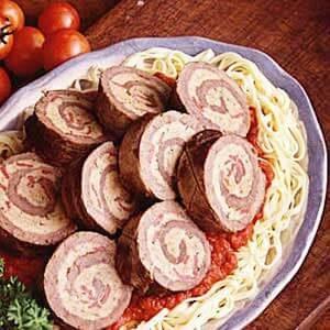 Old World Italian Beef Roll