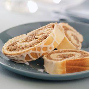 Walnut Pastry Rolls