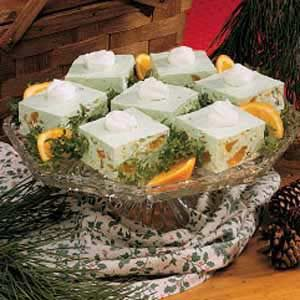 Lime Gelatin Salad