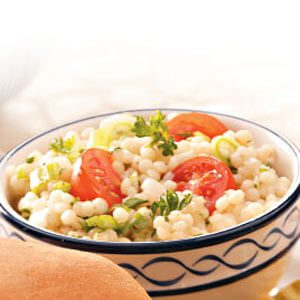 Garden Barley Salad