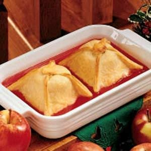 Cinnamon Apple Dumplings