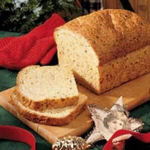 Cheddar Chive Bread