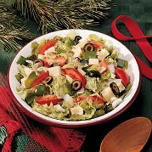Garden Olive Salad