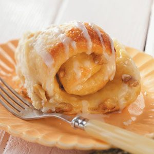 Tender Lemon Rolls