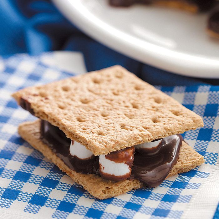 Make-Ahead S'mores