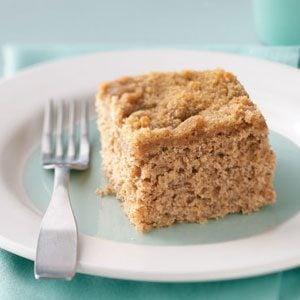 Makeover Breakfast Cake