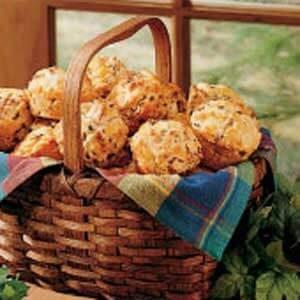 Southwestern Savory Muffins