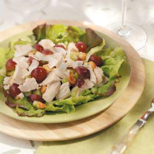 Exotic Chicken Salad