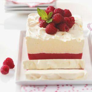 Low-Fat Raspberry Summer Sensation