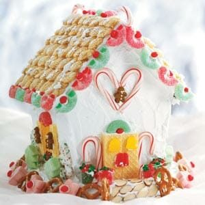 Candy House Decorator Icing