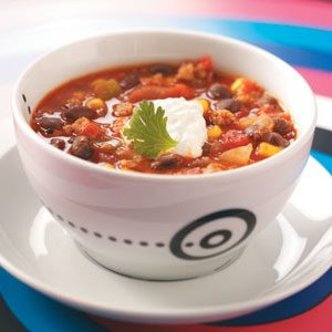 Family-Pleasing Turkey Chili