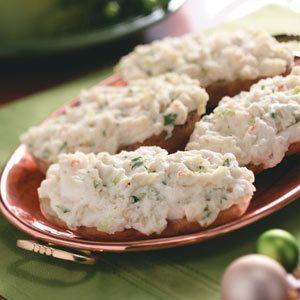 Seafood-Stuffed Potatoes