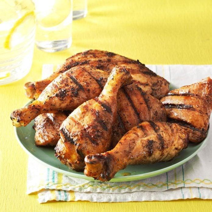 Caribbean Jerk Chicken