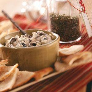 Salt & Garlic Pita Chips