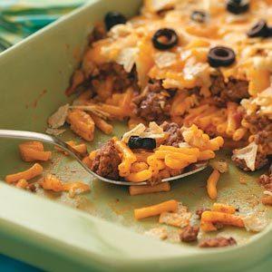 Macaroni Taco Bake