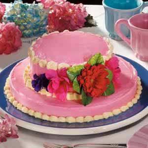 Spring Bonnet Cookie Torte