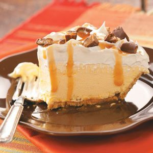Caramel Banana Ice Cream Pie