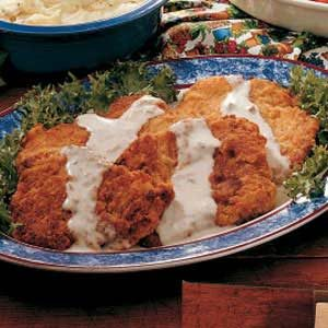 Country-Fried Steak
