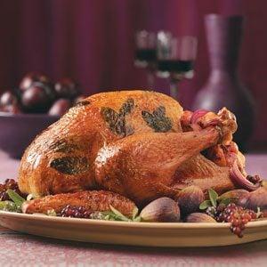 How to season a turkey under the skin
