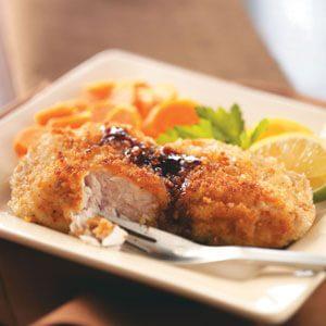 Macadamia-Crusted Mahi Mahi