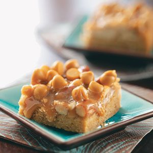 Gooey Butterscotch Bars