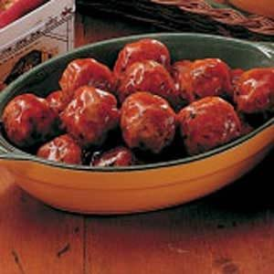 Glazed Sausage Bites Appetizer