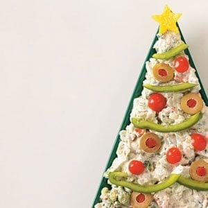Christmas Tree Dip