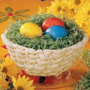 Meringue Basket