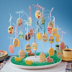 Sweet Easter Tree