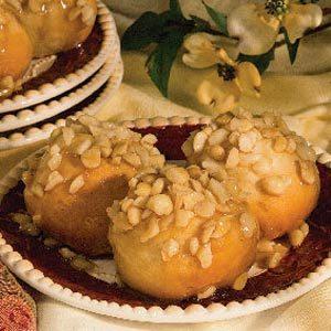 Macadamia Nut Sticky Buns